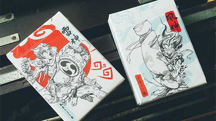 Raijin Playing Cards - magic