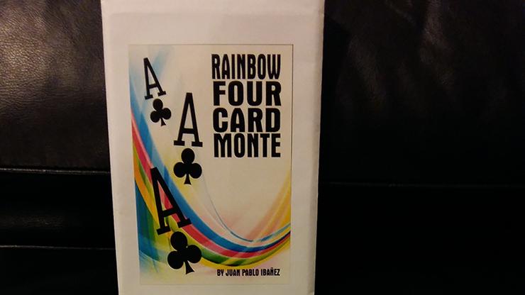 Rainbow Monte - magic