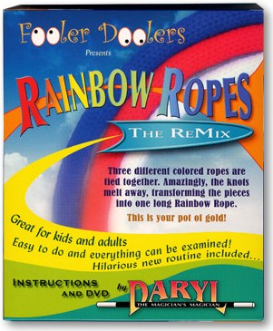 Rainbow Ropes - The Remix - magic