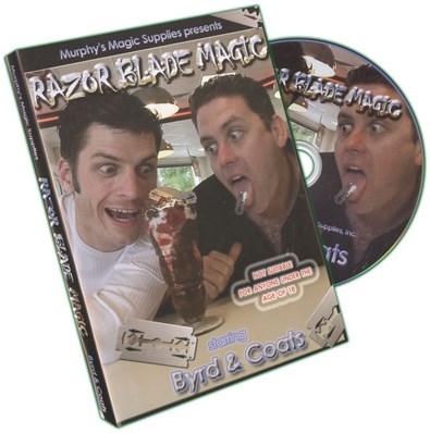 Razor Blade Magic - magic