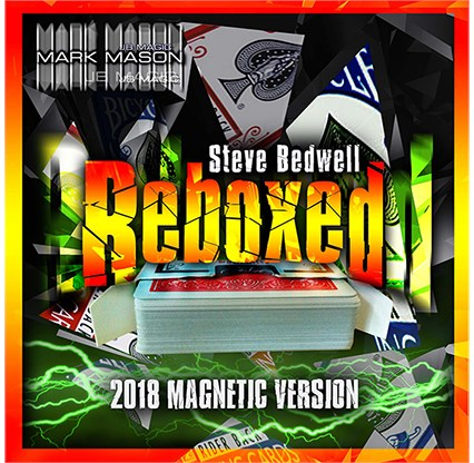Reboxed 2018 Magnetic Version - magic