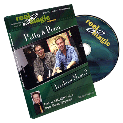 Reel Magic Quarterly - Episode 25 - magic