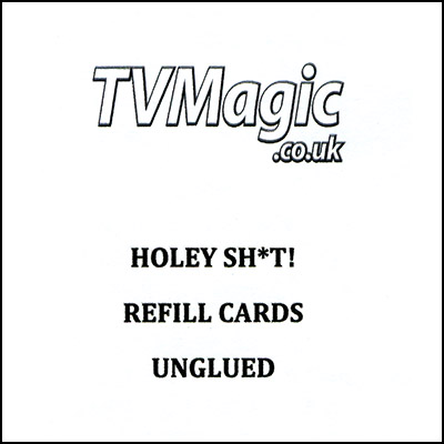 Refill Cards Holey Sh*t - magic
