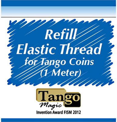 Refill Elastic Thread for Tango Coins - magic