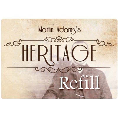 Refill for Heritage - magic