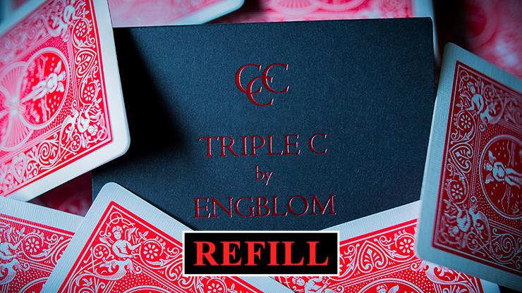 Refill for Triple C - magic