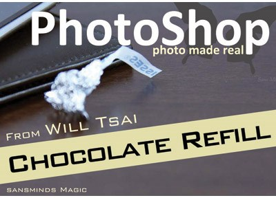 Photoshop - Chocolate Refill Pack - magic