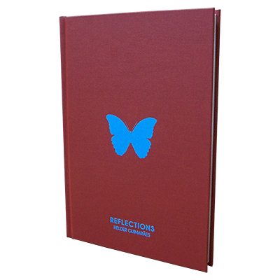 Reflections book - magic