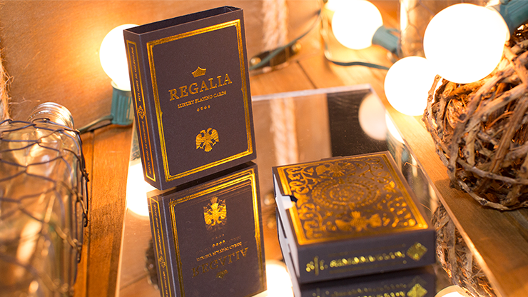 Regalia Playing Cards - magic