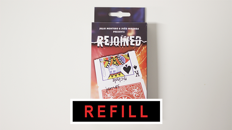 Rejoined refill - magic