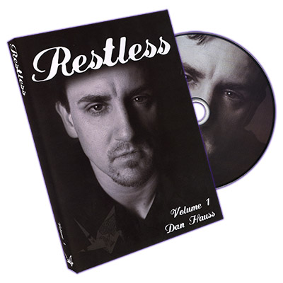 Restless Volumes 1 - 3 - magic
