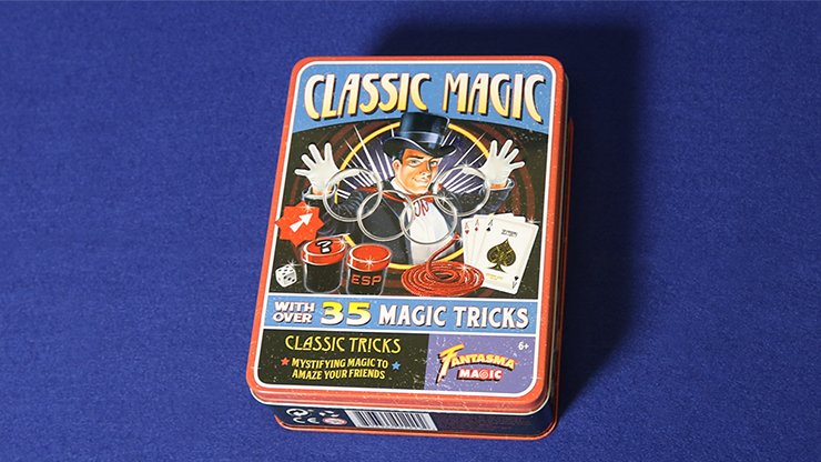 Retro Classic Magic Kit - magic