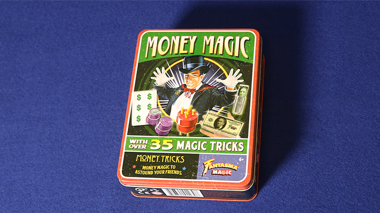 Retro Money Magic Tricks Kit - magic