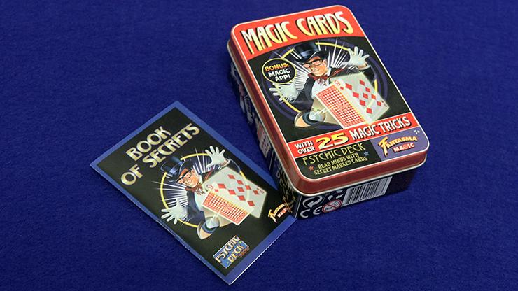 Retro Psychic Deck Kit - magic