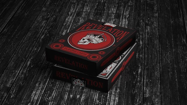 Revelation Playing Cards - magic