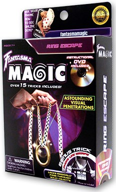 Ring Escape - magic