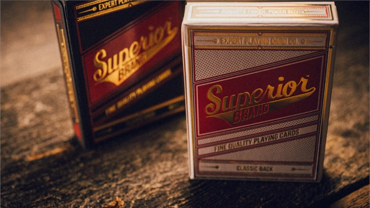 Robusto Classic Playing Cards - magic