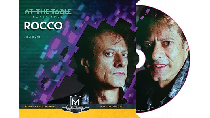Rocco Live Lecture DVD - magic