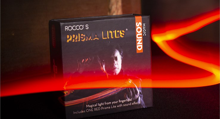 Rocco's Prisma Lites SOUND (Magic) - magic