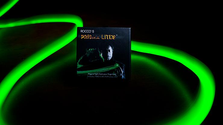 Rocco's Prisma Lites Pair (Green) - magic