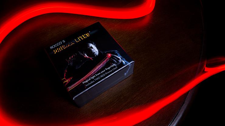 Rocco's Prisma Lites Pair (Red) - magic