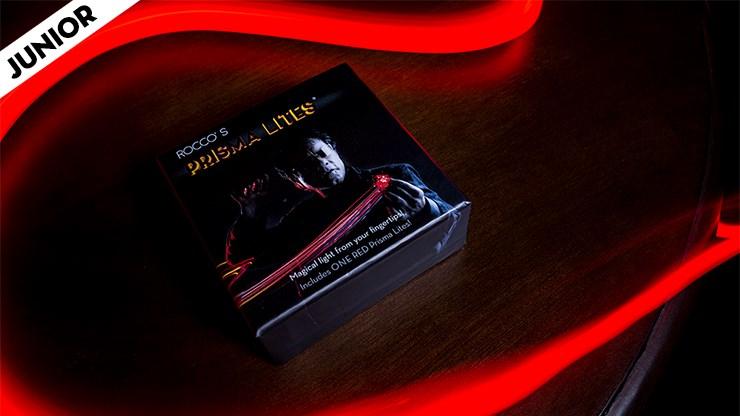 Rocco's SUPER BRIGHT Prisma Lites Single JUNIOR (Red)  - magic