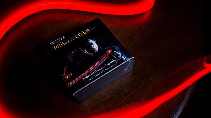 Rocco's SUPER BRIGHT Prisma Lites Single (Red)  - magic