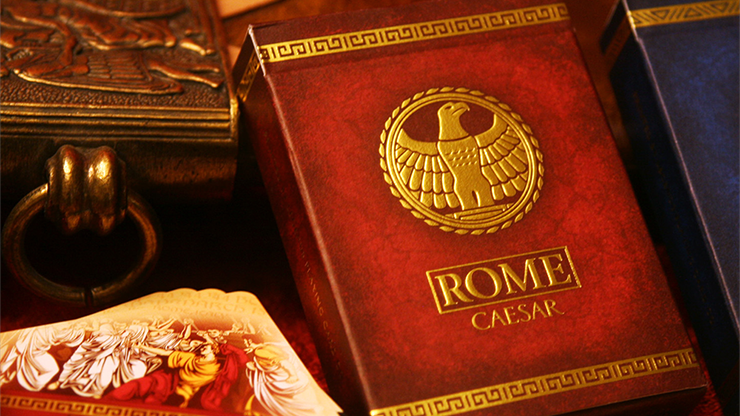 Rome Playing Cards - magic