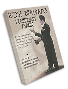 Ross Bertram's Legendary Magic #1 - magic