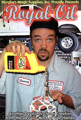 Royal Oil - magic