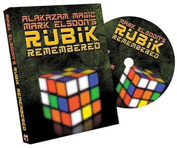 Rubik Remembered - magic