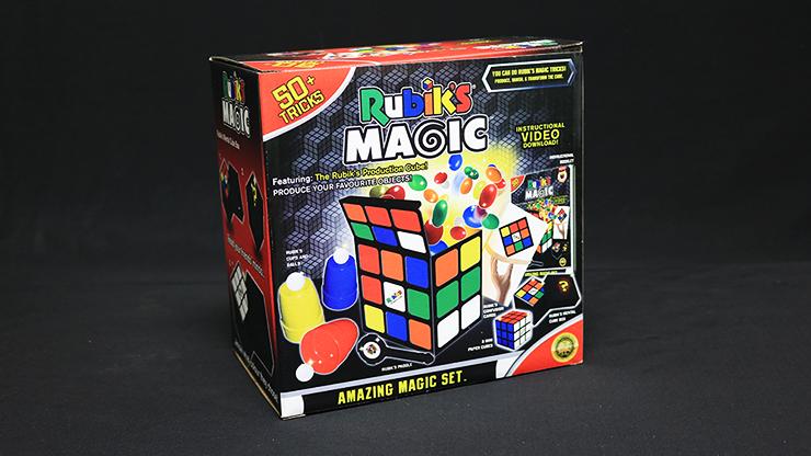 Rubik's Cube Amazing Magic Set - magic