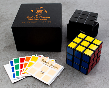 Rubik's Dream - Three Sixty Edition - magic
