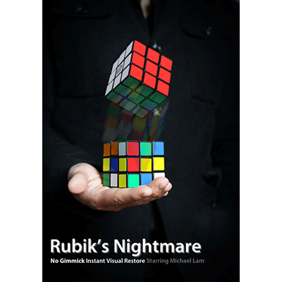 Rubik's Nightmare - magic