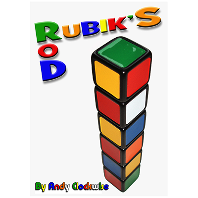 Rubik's Rod - magic