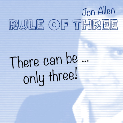 Rule of Three - magic