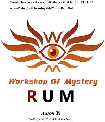 RUM - magic