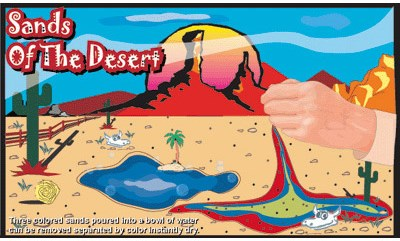Sands of the Desert - magic