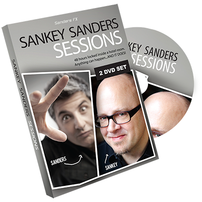 Sankey/Sanders Sessions - magic