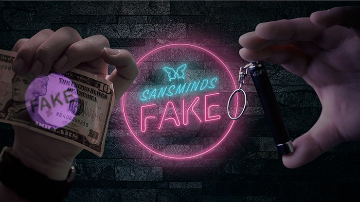 SansMinds Worker's Collection: Fake - magic