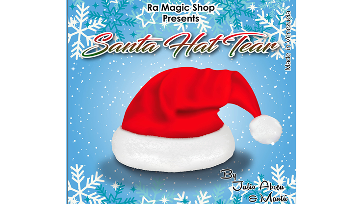 Santa Hat Tear - magic