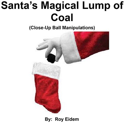 Santa's Magical Lump of Coal - magic