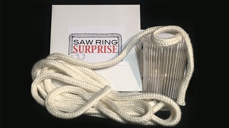 Saw Ring Surprise - magic