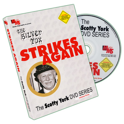Scotty York Volume3 - Strikes Again - magic