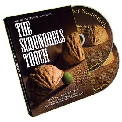 Scoundrels Touch (2 DVD Set) - magic