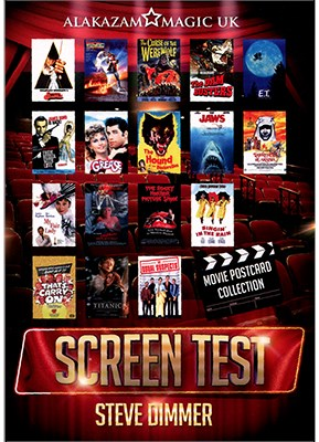 Screen Test - magic