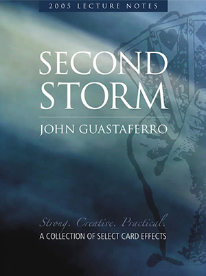 Second Storm Ebook - magic