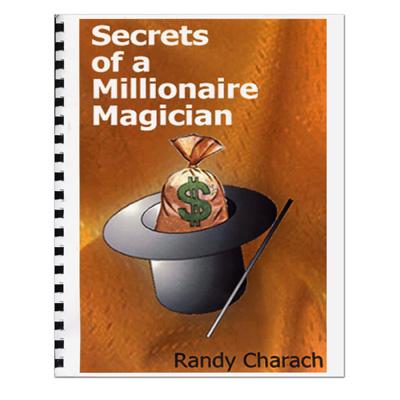 Secrets Of A Millionare Magician - magic
