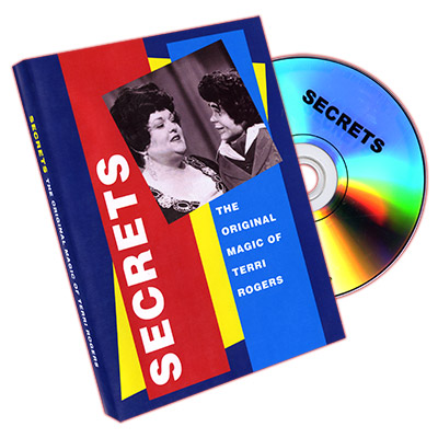 Secrets : The Original Magic of Terri Rogers - magic