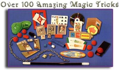 Secrets/Great Magic Set Royal {SKU- 01541} - magic